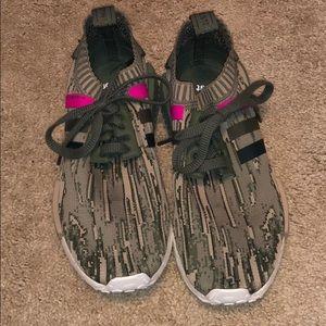 Adidas Camo NMD Sneakers